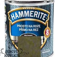 Краска Hammerite молотковая антикоррозийная, 0,7л, коричневая