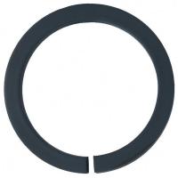 Кольцо из гладкого квадрата 12мм. Диаметр 170мм