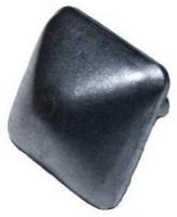 Заклепка из металла. Размер шляпки 25х25мм.