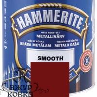 Краска Hammerite глянцевая антикоррозийная, 0,7л, кирпичная