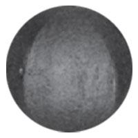 Шар кованый граненый Ф50мм