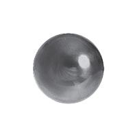 Шар пустотелый гладкий Ф80мм