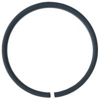 Кольцо из гладкой полосы 12х6мм. Диаметр 150мм