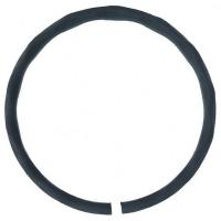 Кольцо из вальцованной полосы 12х6мм. Диаметр 120мм