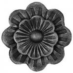 Цветы металлические